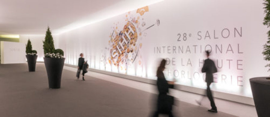 SIHH and Baselworld coordinate dates for 2020