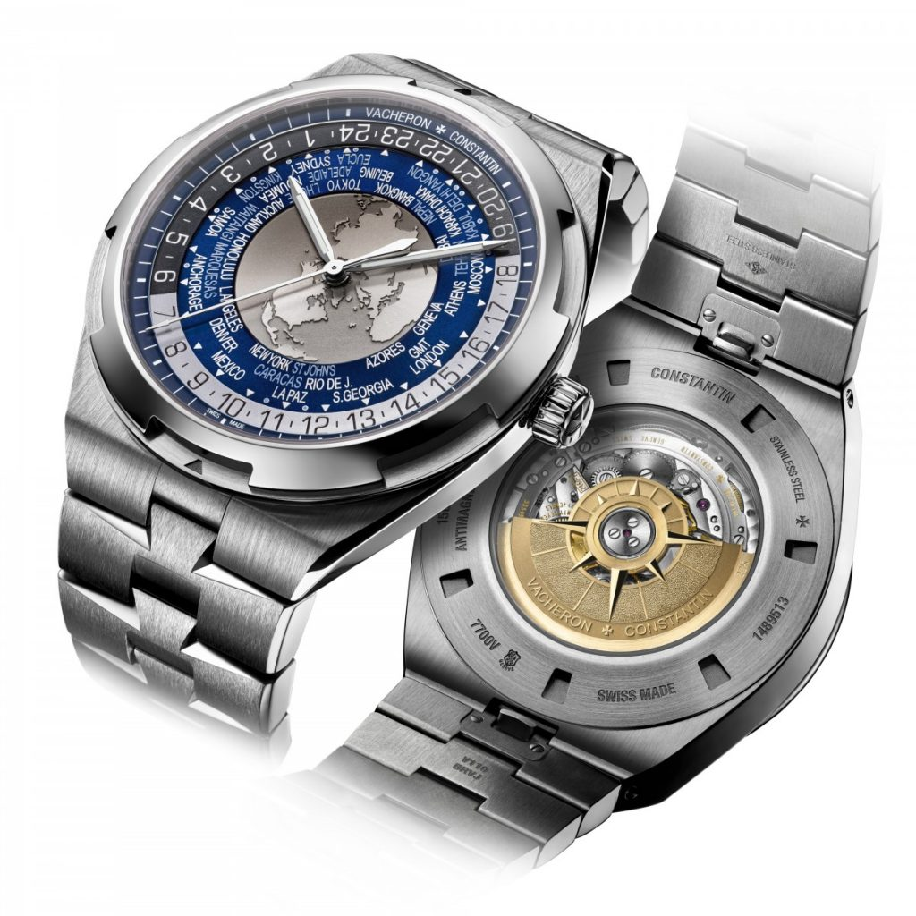 Vacheron Constantin Overseas World Timer watch