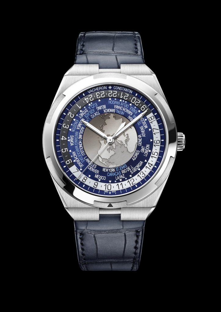 The Vacheron Constantin World Time Overseas watch