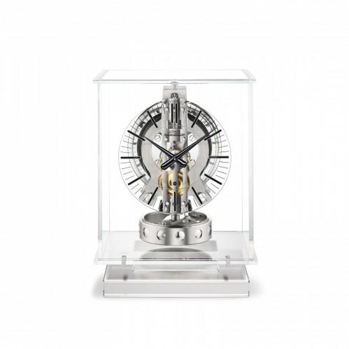 Jaeger-LeCoultre Atmos Transparente clock.