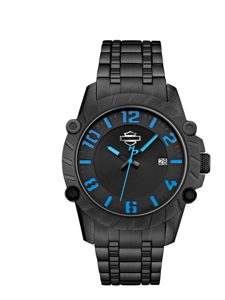 Bulova Harley-Davidson watch