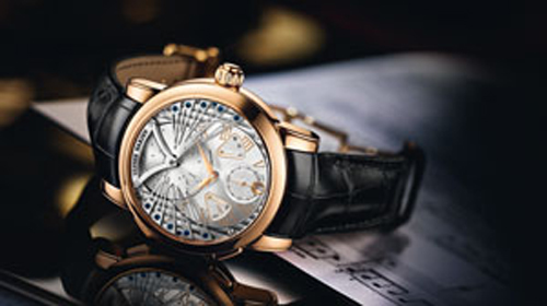 Ulysse Nardin's Newest Stranger watch - a music box that plays Strangers in the NIght