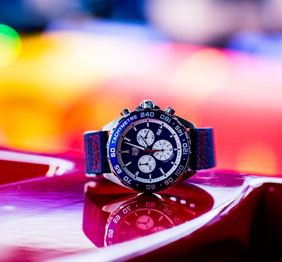 TAG Heuer Formula 1 Redbull Racing Team Chronograph