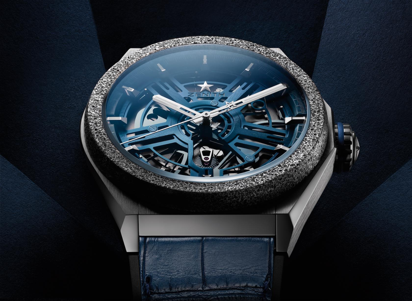 Zenith Defy Inventor as seen at Baselworld 2019