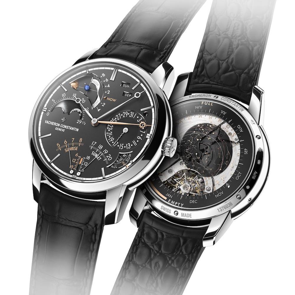 Vacheron Constantin Les Cabinotiers Celestia Astronomical Grand Complication 3600, one-of-a-kind $1million watch.
