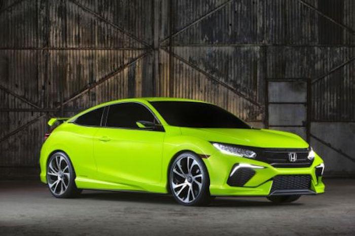 Honda Civic Concept car