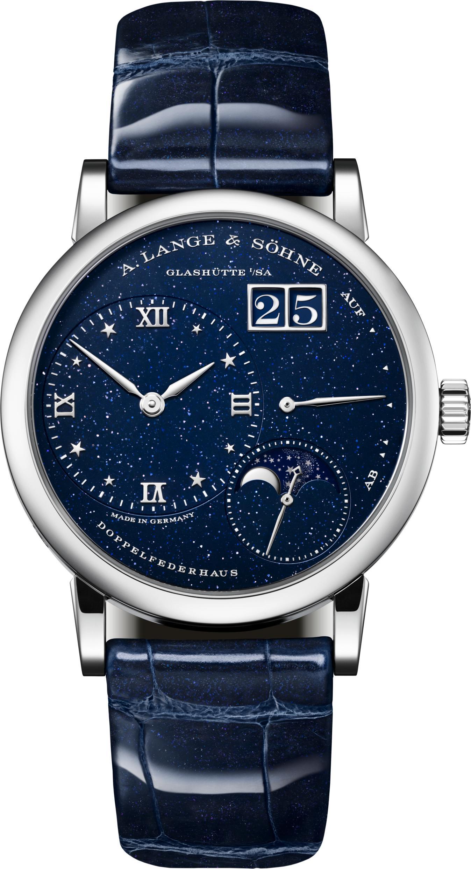 A. Lange & Sohne Little Lange 1 Moon Phase