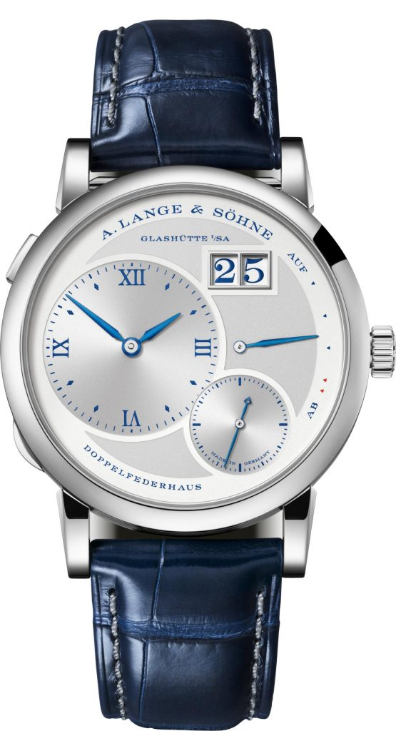The A. Lange & Sohne Lange 1 25th Anniversary watch