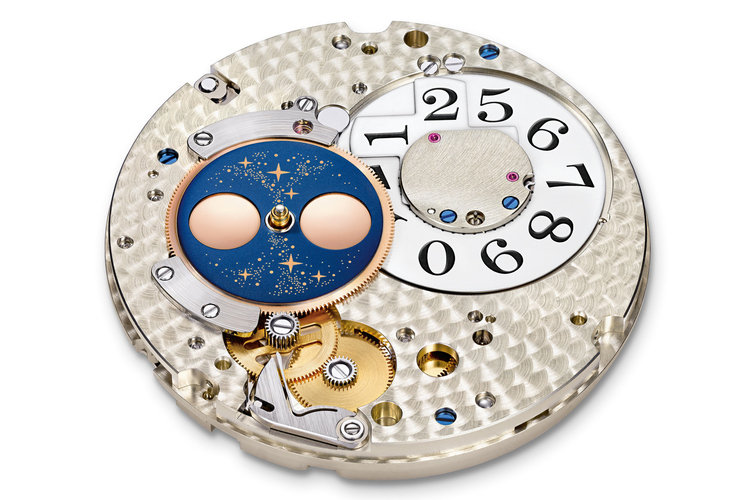 A. Lange & Sohne movement