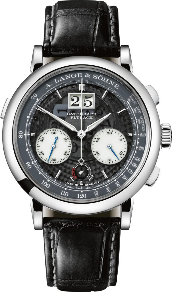 "A. Lange & Sohne's Datograph Up/Down ""Lumen"" is the fourth watch in the brand's Lumen collection."