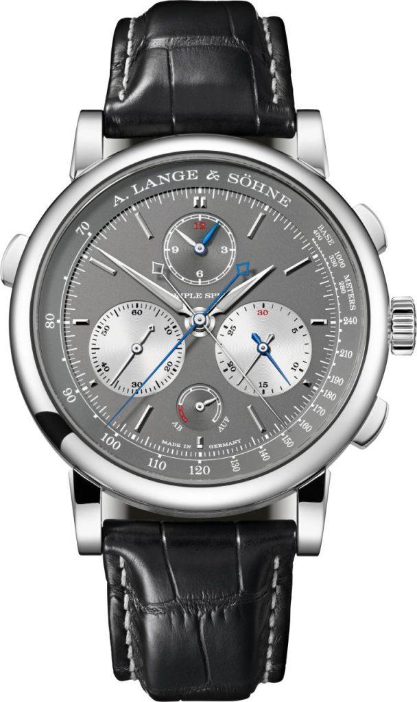 A. Lange & Sohne Triple Split chronograph.