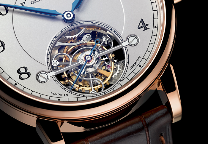 The A Lange 1815 Tourbillon with stop-seconds mechanism and Zero-Reset have raised the bar on Tourbillon movements