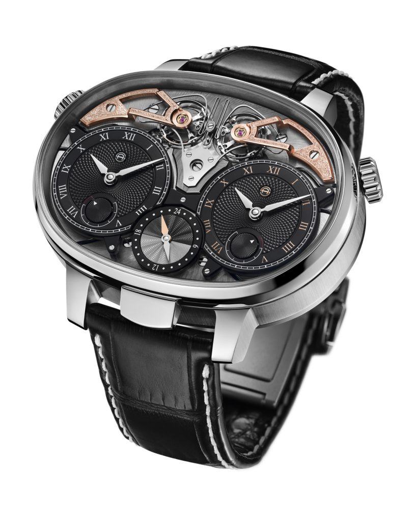Armin Strom Dual-Time Resonance Masterpiece 1 Watch