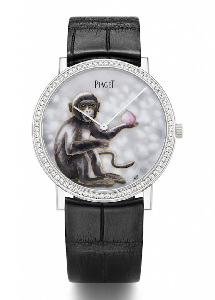 Piaget Altiplano Year of the Monkey watch