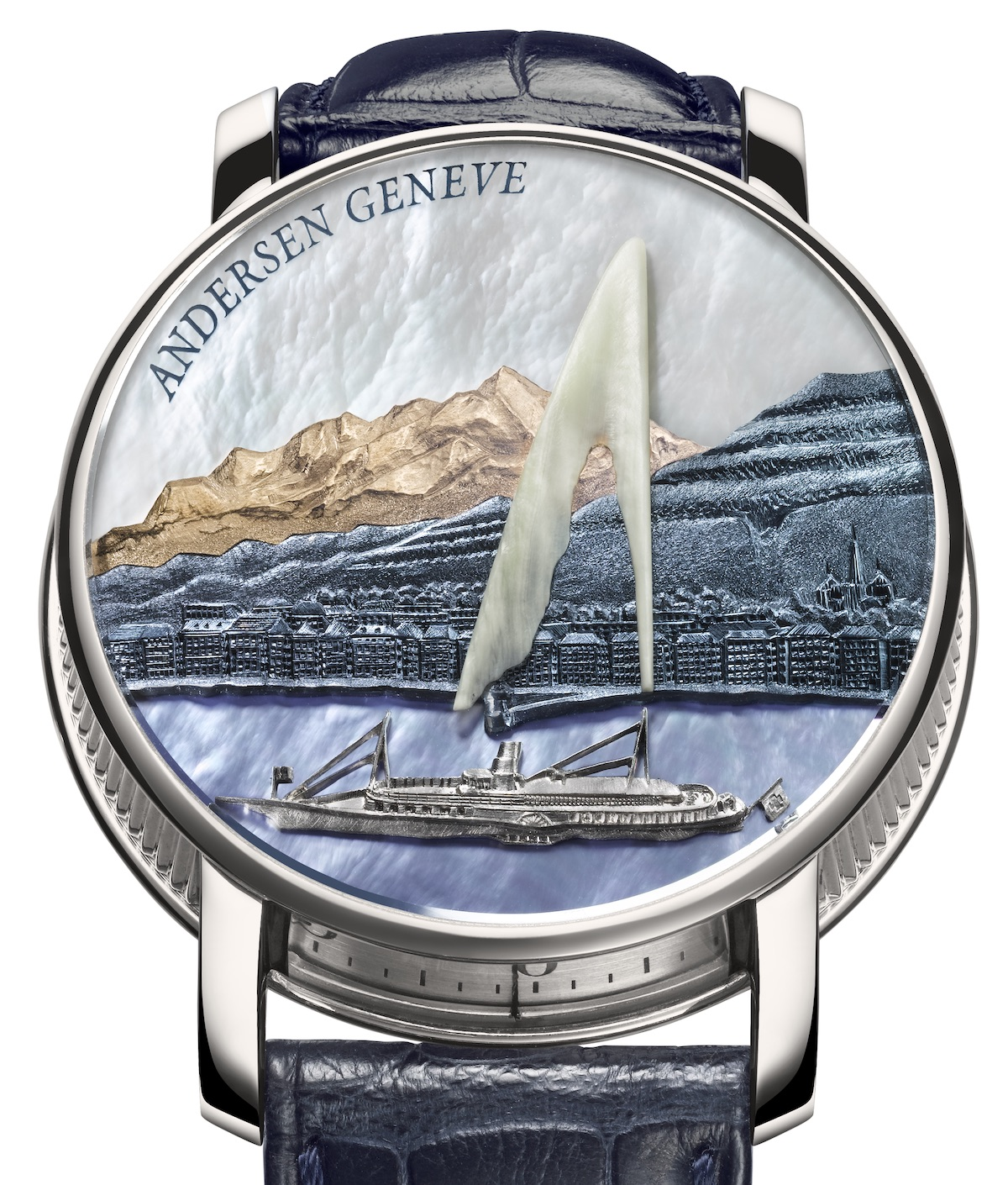 Andersen Geneve Only Watch 2019