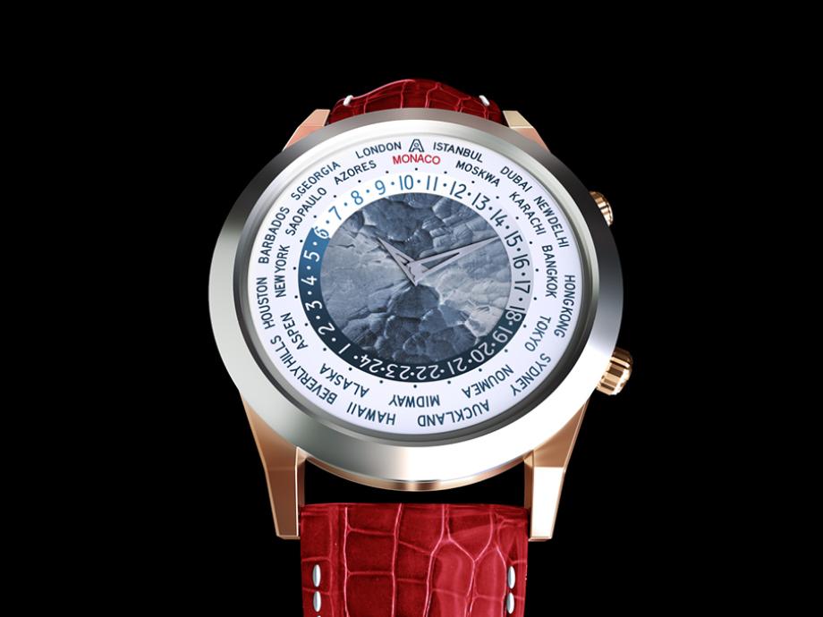 Andersen Geneve Tempus Terrae Only Watch
