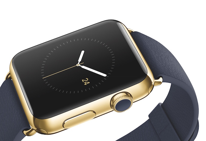 The Apple Watch Edition Model