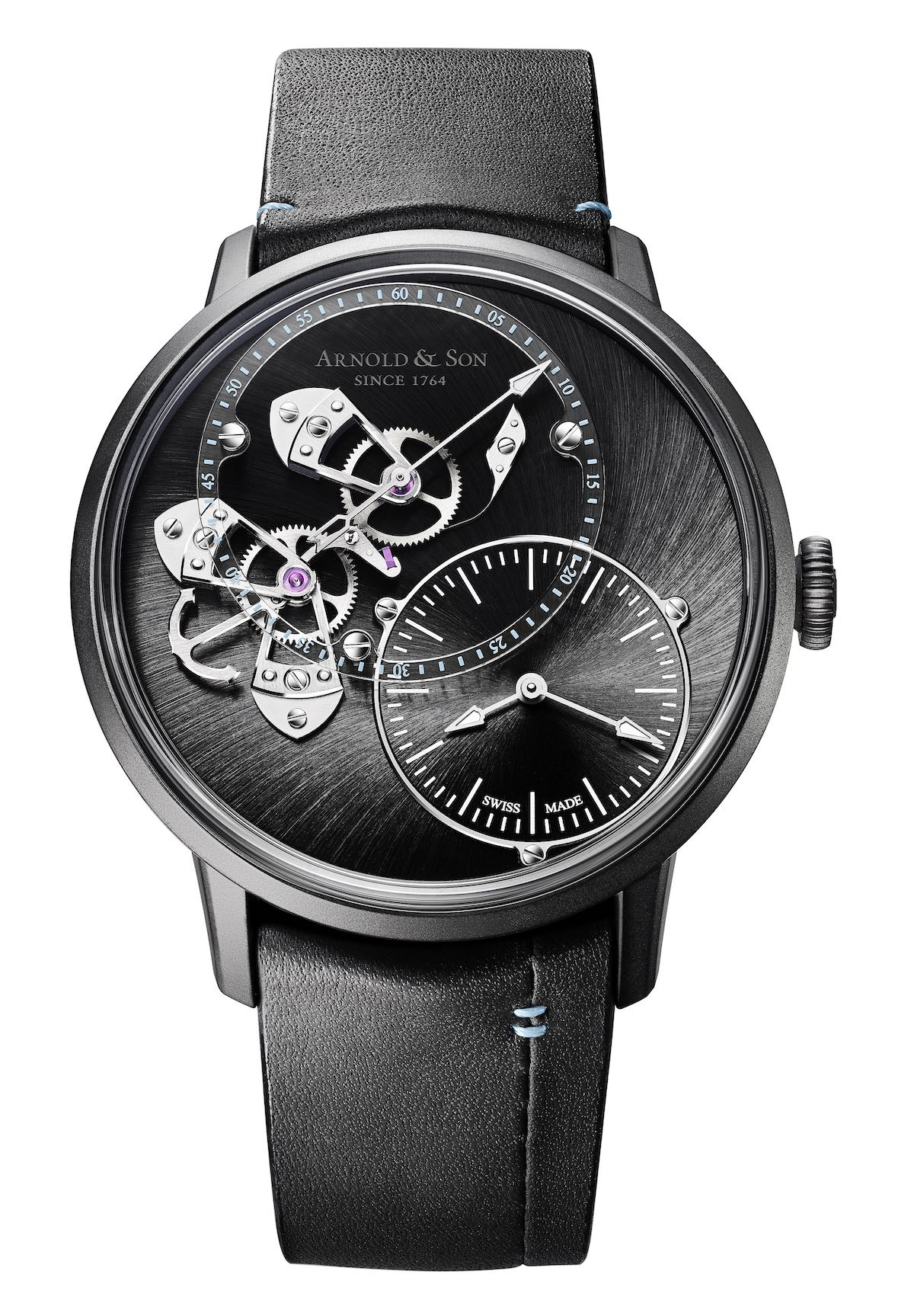 Arnold & Son DSTB Only Watch 2019_