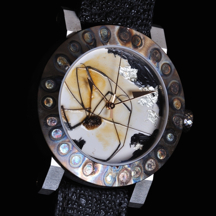 ArtyA Spider watch