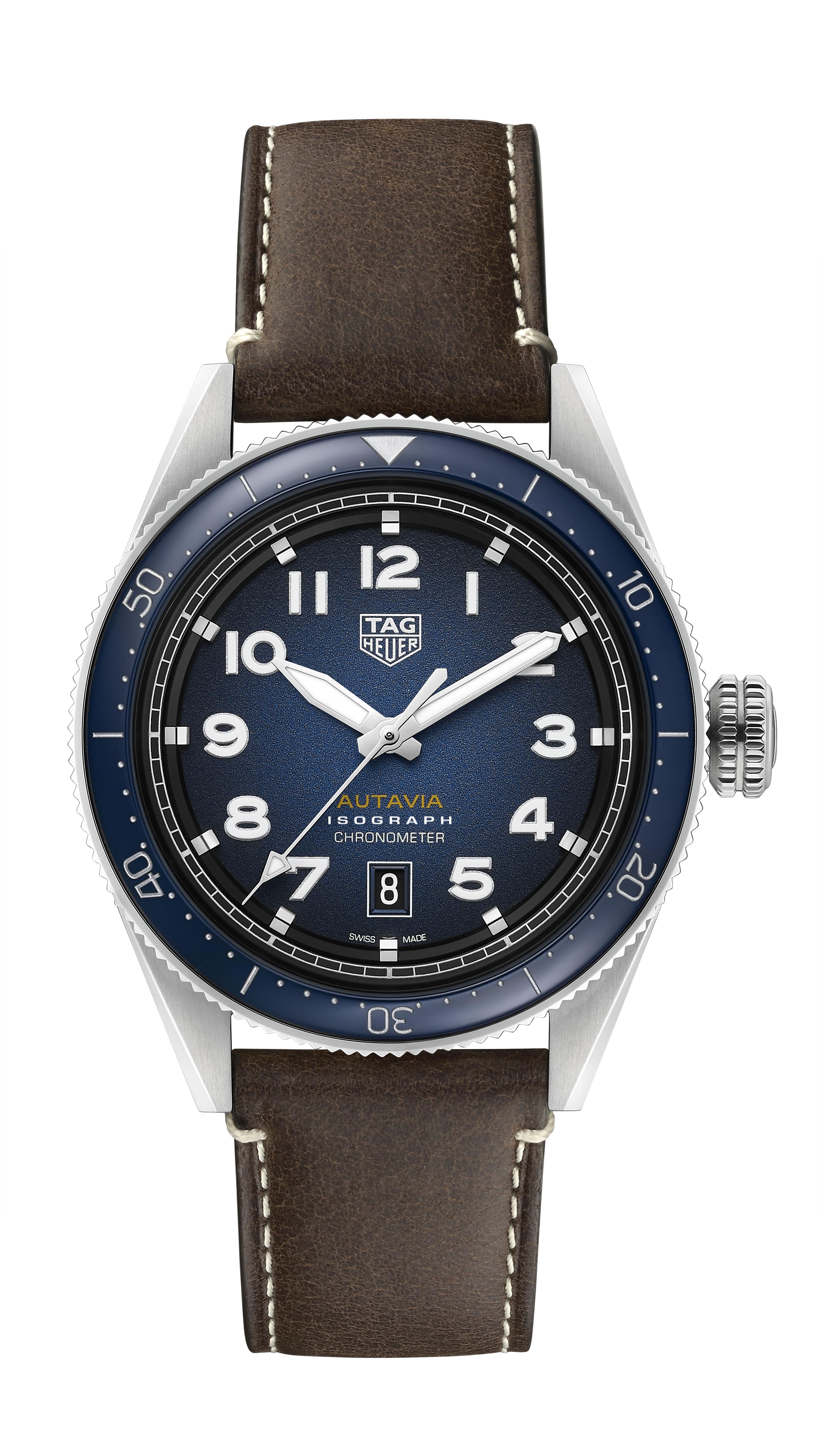 TAG Heuer Autavia Isograph Chronometer