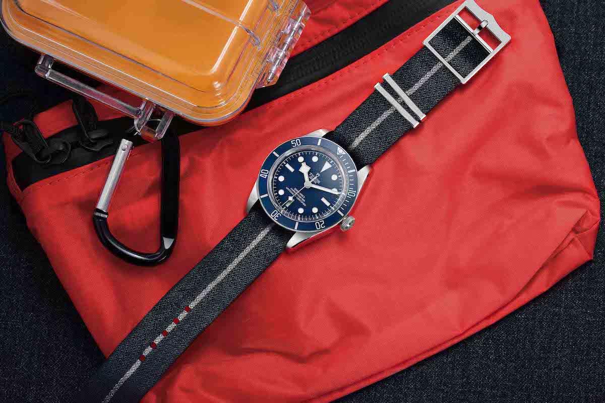 Tudor Black Bay Fifty-Eight, Navy Blue
