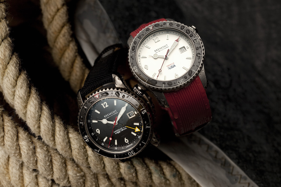 Bremont Team Oracle USA watches