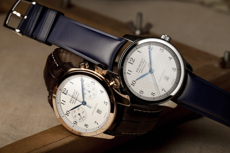 Bremont America's Cup watches