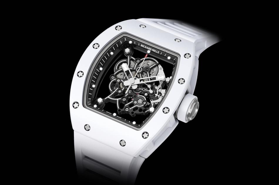 Richard Mille RM055 Bubba Watson watch