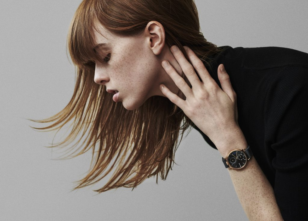 "The Richemont Group's new Baume brand will be supported via a social media marketing campaign. This one focuses on ""Making Time."""