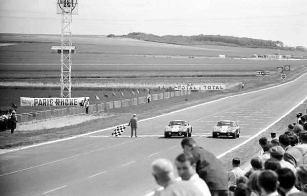 Shelby Cobra, 12-Hours of Reims. 1965