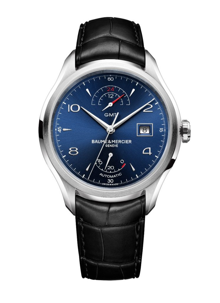 The new Clifton GMT carries a superb retail price of just $3,600.