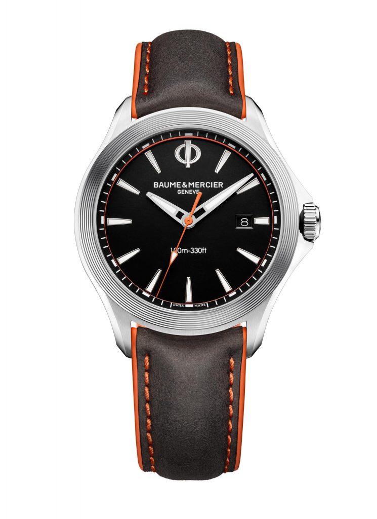 Baume & Mercier Clifton Club quartz 42mm watch