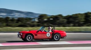 Baume & Mercier Shelby Cobra event in France