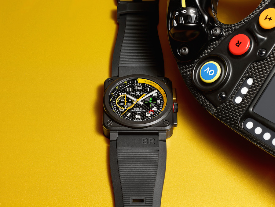Bell & Ross RS17 Renault