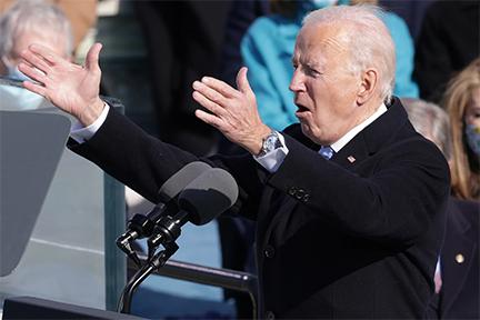 Biden, Rolex