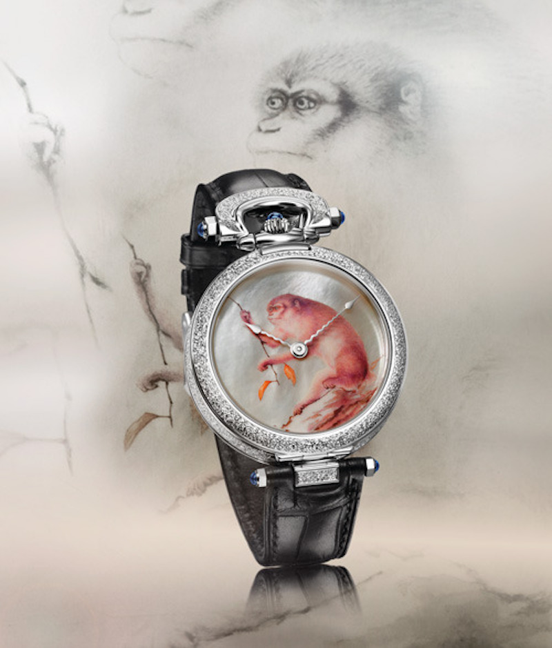Bovet Amadeo Year of the Monkey Watch