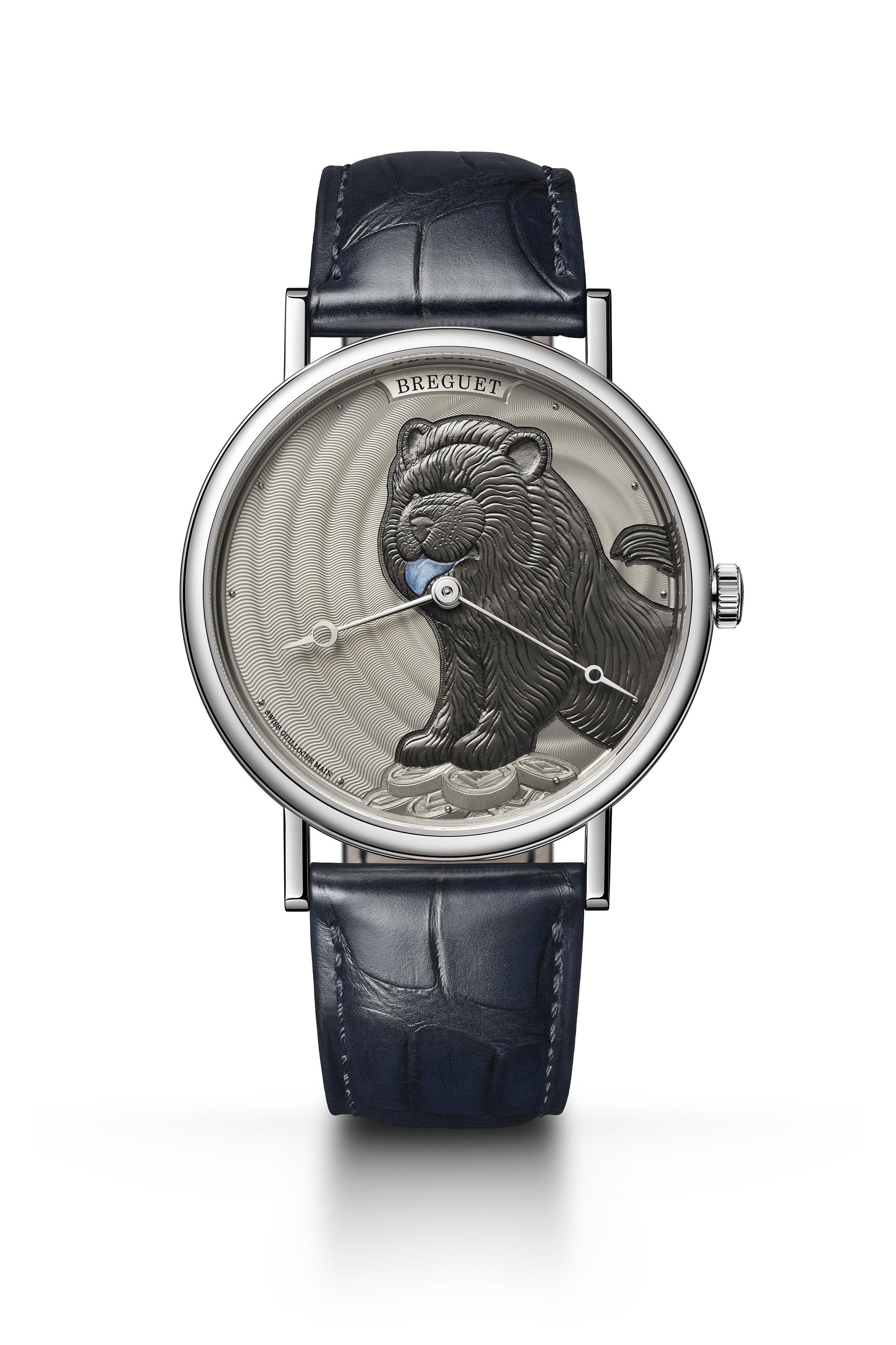 Breguet Classique 7145 Chow-chow Year of the Dog, $42,000
