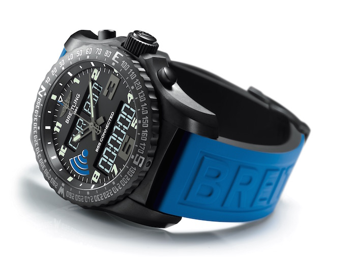 Breitling's B55 Connected