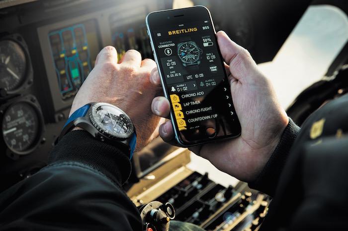A True Pilot's Instrument At Work