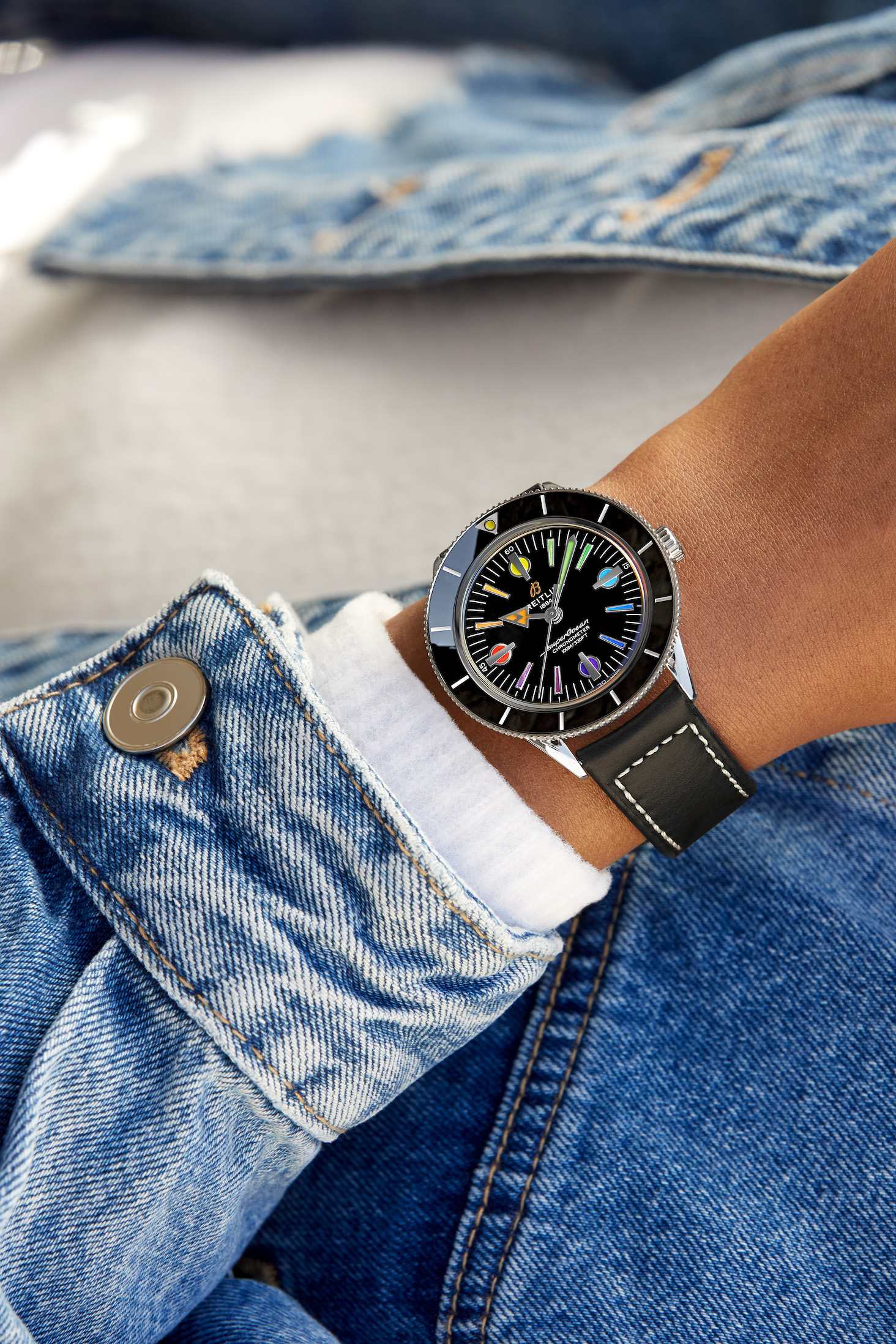 Breitling Superocean Heritage '57 Limited Edition
