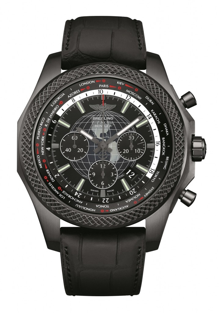 Breitling for Bentley B05 Unitime Midnight Carbon