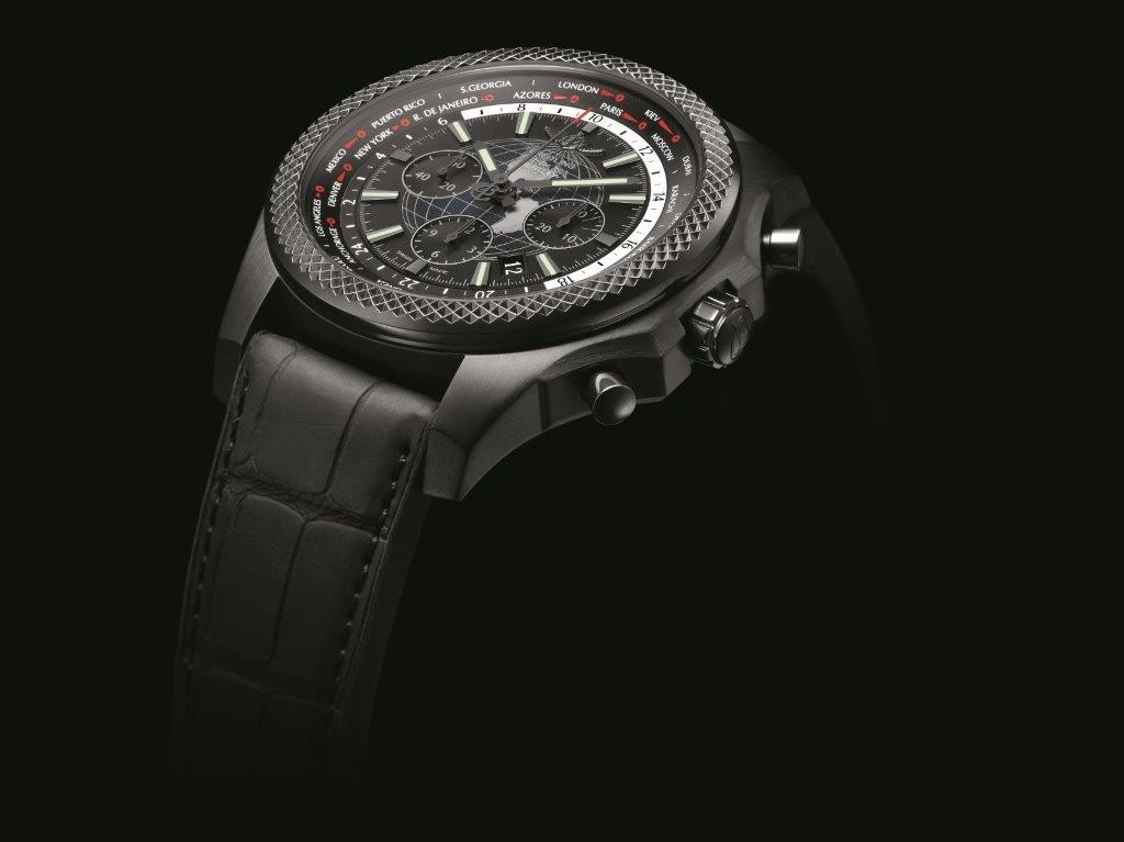 Like all Breitling watches, this new piece is a certified chronometer.