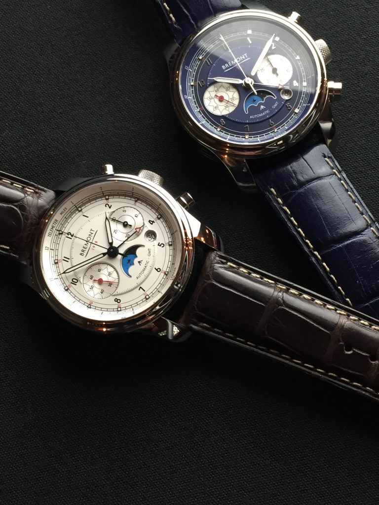 Bremont 1918 Limited Edition RAF watch
