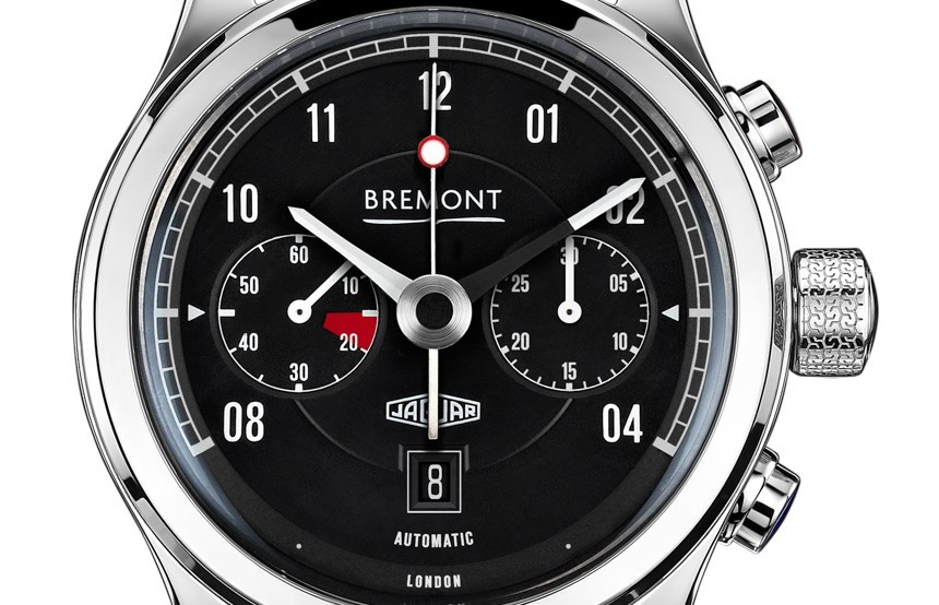 Bremont MKII Jaguar chronograph chronometer