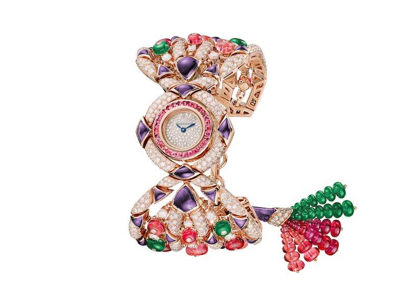 Bulgari Gemma Haute Joaillerie watch