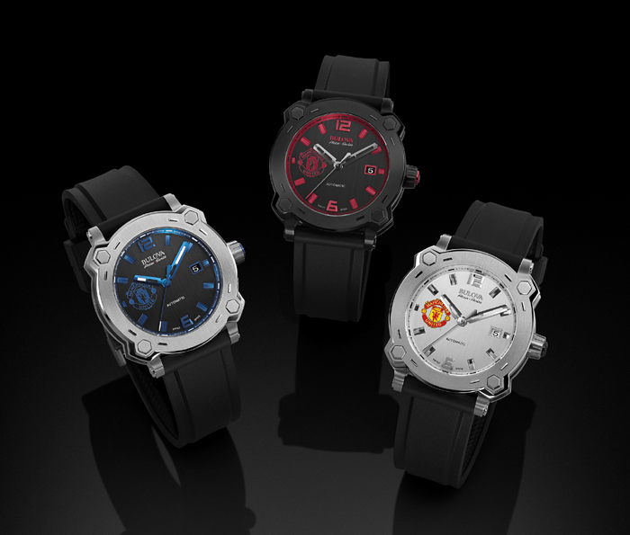 Bulova Manchester United watches