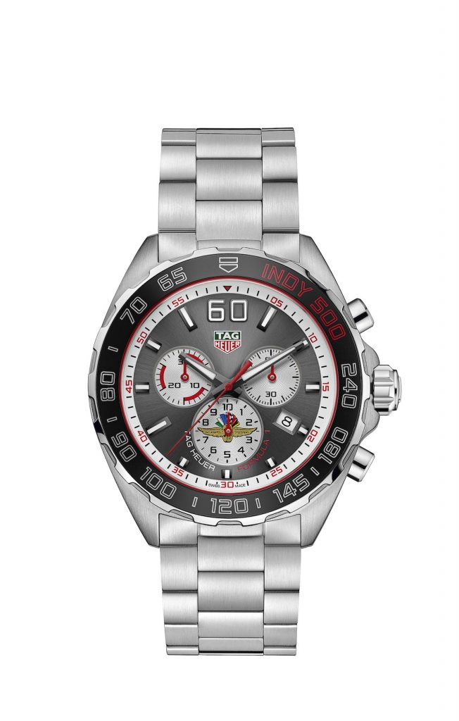 TAG Heuer Special Edition Indy 500 Formula 1 Chronograph 200M