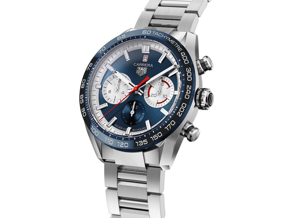 TAG Heuer Sport Chronograph Carrera 160 Years Special Edition