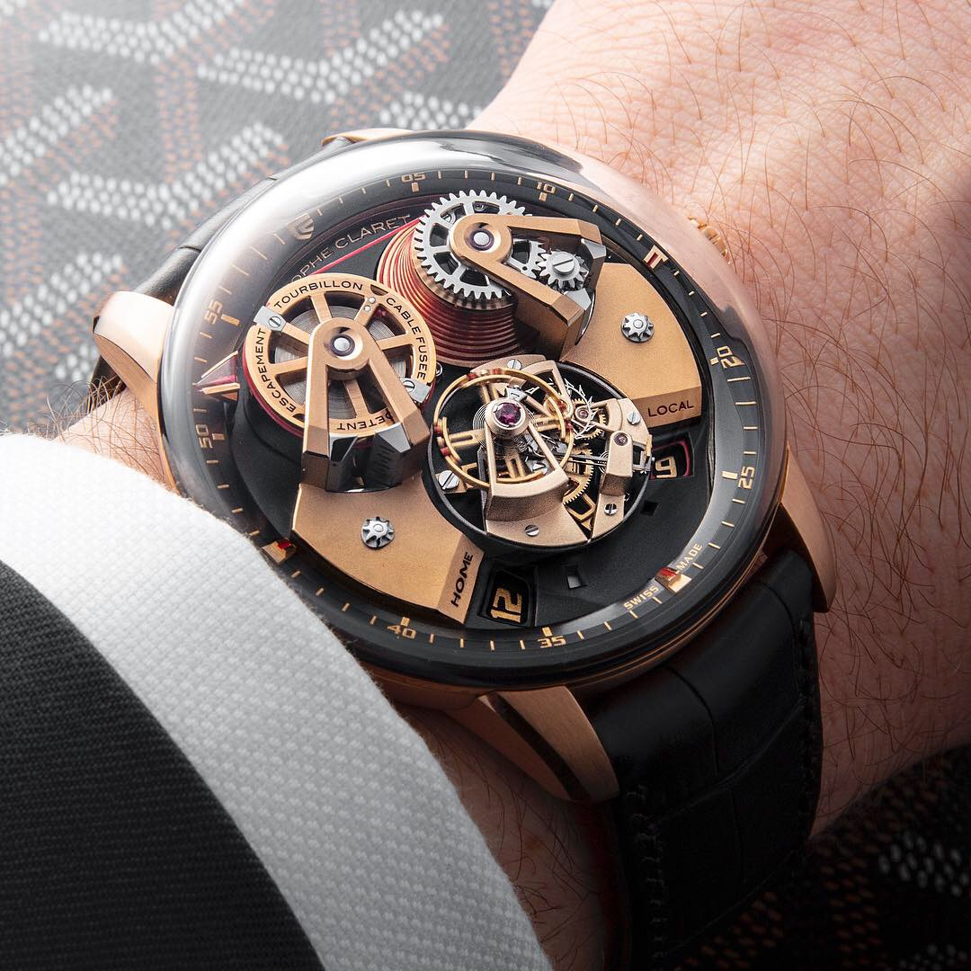 Christophe Claret $238,000 Angelico | ATimelyPerspective