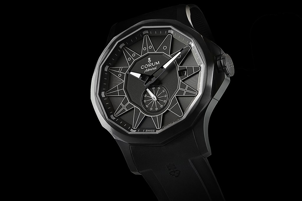 Corum Admiral Legend 42 Full Black